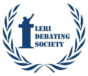 Logo Ileri Debating Society