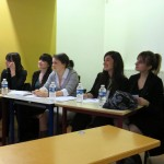 L'équipe de débat 2015 de l'ILERI