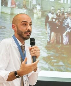 Renaud Bettin, en conférence à l'ILERI