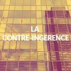 Présentation de la conférence sur la contre ingérence en Intelligence Economique