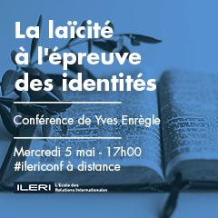 La laïcité à l'épreuve des identités | Conférence de Yves Enrègle