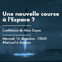 Une nouvelle course à l'Espace ? | Conférence