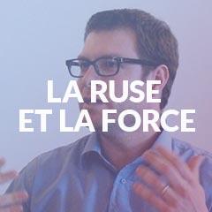 La ruse et la force : une autre histoire de la stratégie | conférence avec Jean-Vincent Holeindre