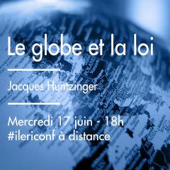Le globe et la loi | Conférence