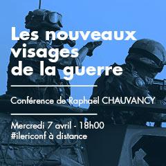 Les nouveaux visages de la guerre | Conférence